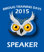 RMOUG Training Days 2015